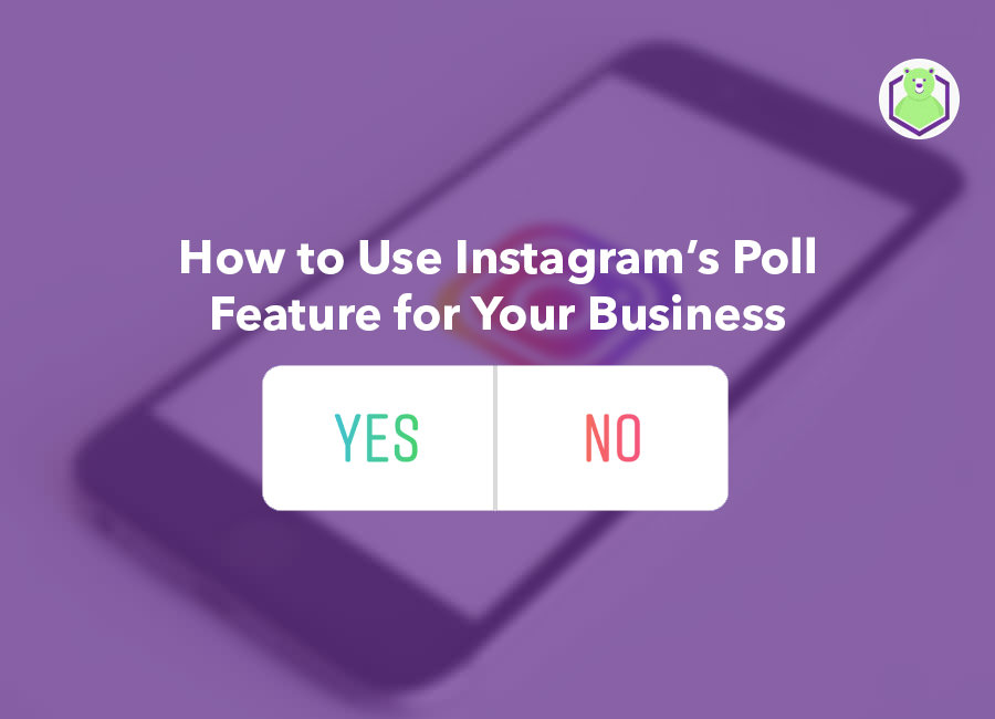 use Instagram's poll feature