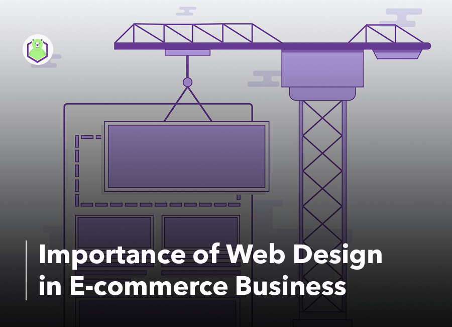 web design in e-commerce