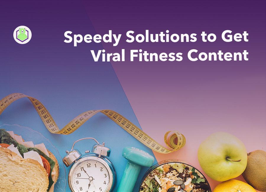viral fitness content