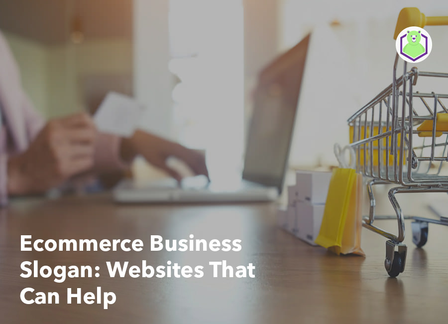 e-commerce business slogan