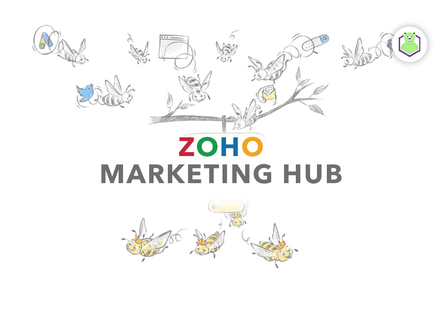 Zoho MarketingHub