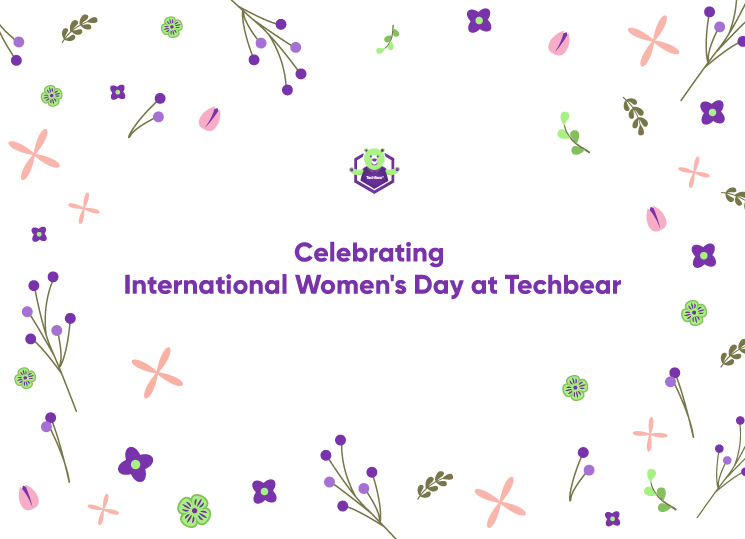 Women's Day at Techbear