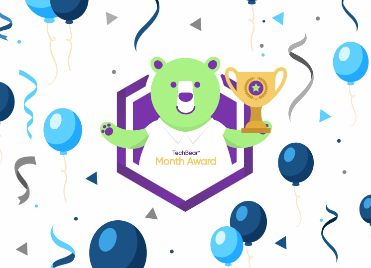 TechBear's Website of the Month Award: Sapphire Cancellation