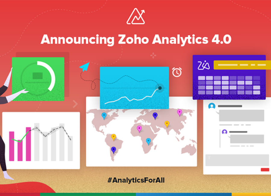 Zoho Analytics for Better Business Decisions